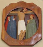 Jésus meurt sur la croix