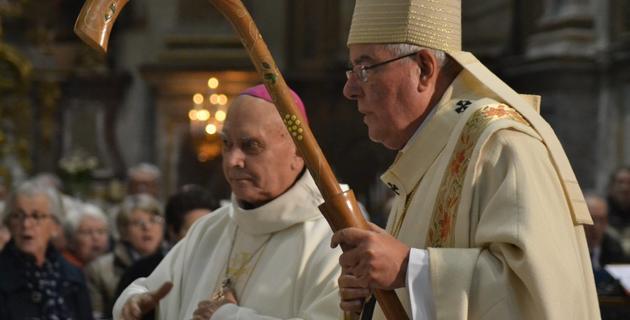 25 ans évêque 31