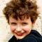 petit garçon souriant