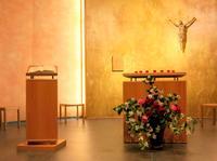 La chapelle de la maison