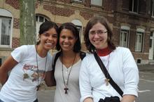 Camila, Josiane et Carmila