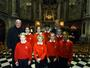 """chorale des enfants du monde"" avec Mgr Garnier"