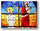 Bapteme du Christ Eglise St JB St Leger Yvelines