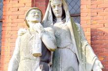 Sainte Barbe mineur Anzin