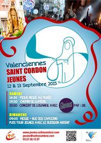 Saint Cordon Jeunes 2015