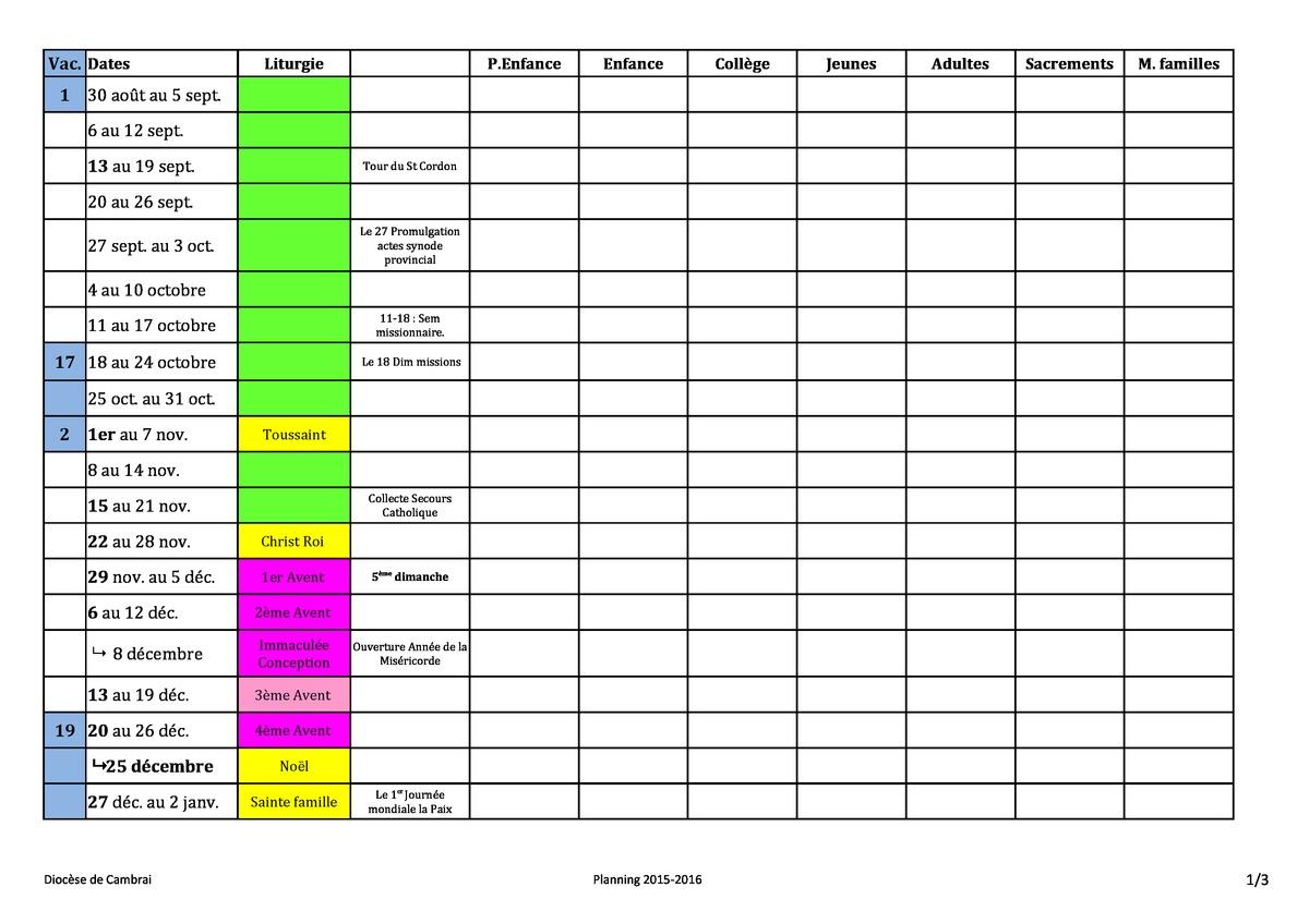 """Télécharger le fichier PDF """"Planning 2015-2016 Version1"""" (72 Ko)"""