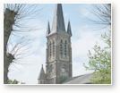 Le clocher de l'eglise St Remi