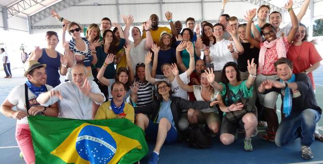 JMJ Brésil