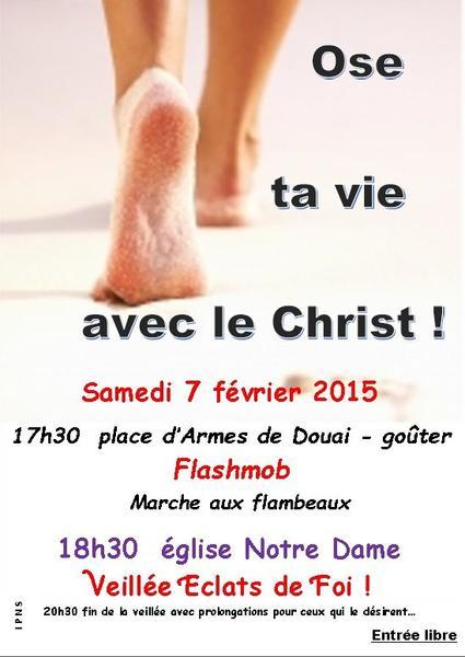 rencontre flash mob Saint-Brieuc