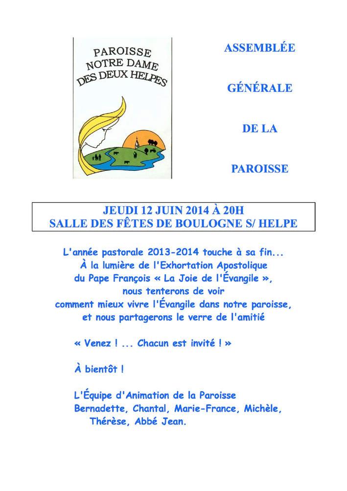 INVITATION AG ND 2H-2014