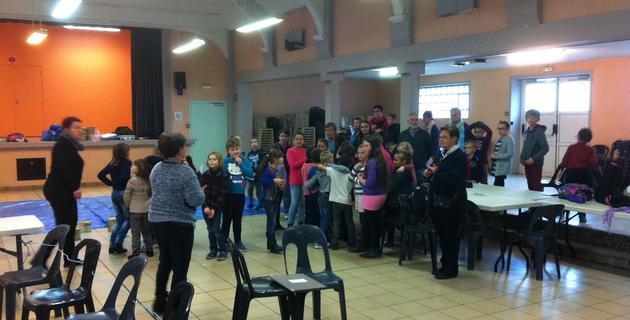 Un grand jeu pour découvrir Saint Paul attend les 90 jeunes participants