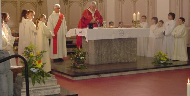 liturgie eucharistique