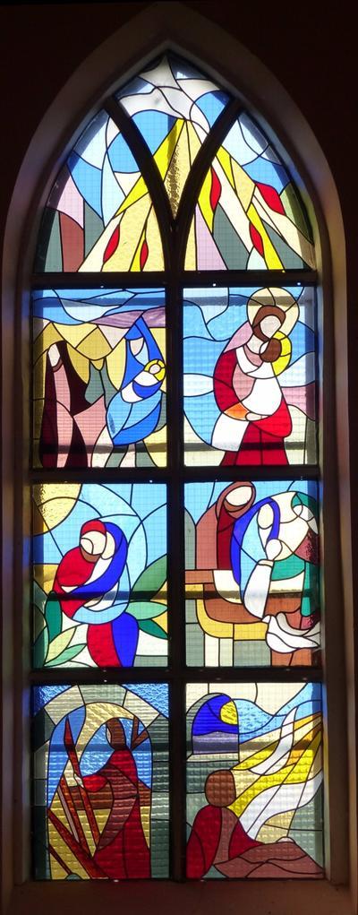Mairieux-vitrail 02 St Joseph