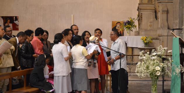 messe malgache juin 2016
