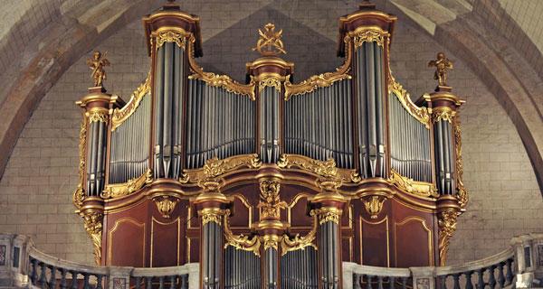orgue de Saint-Pons de ThomiAures