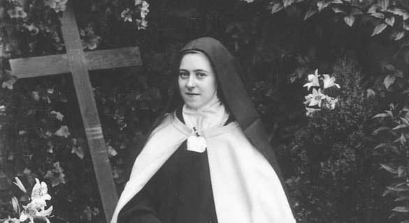 Sainte Therese croix