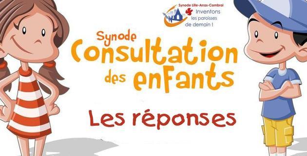 synode_enfants Reponses
