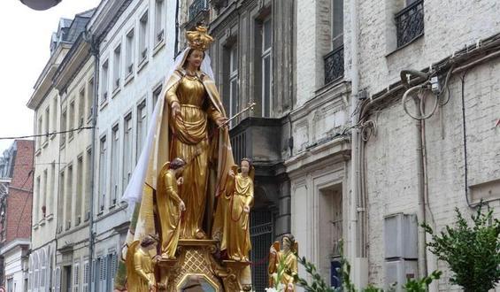 Tour du Saint-Cordon