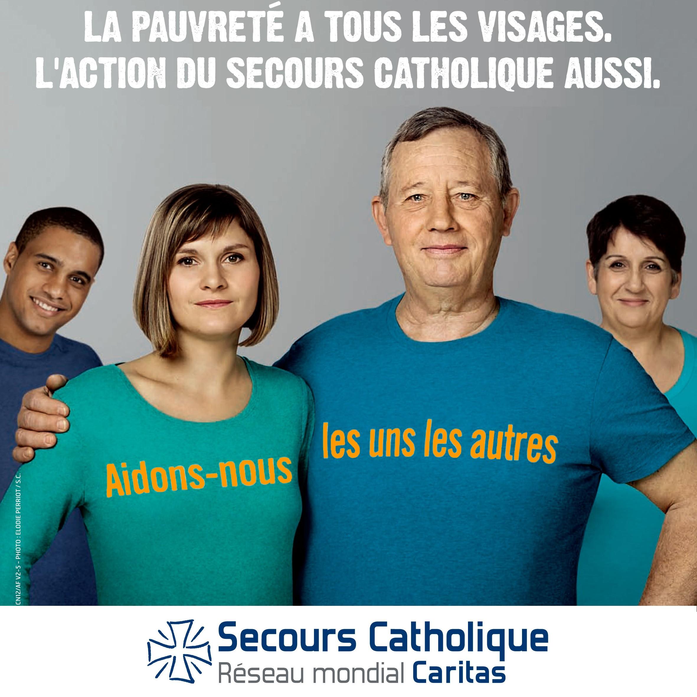 Secours catholique paroisse bailly noisy le roi rennemoulin - Secours catholique poitiers ...