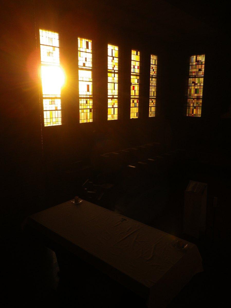 030- Soleil du matin...
