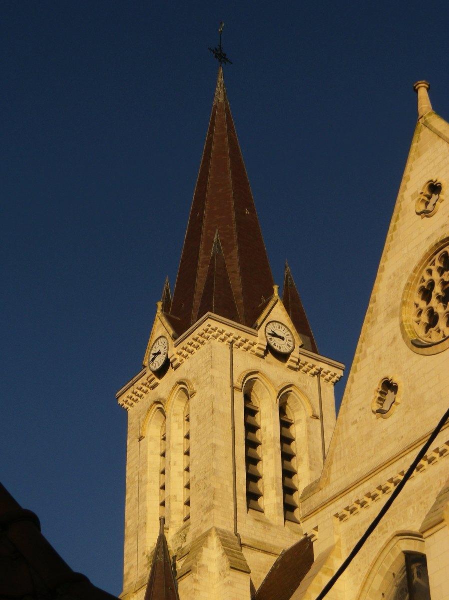 037- Le clocher de Bouvines