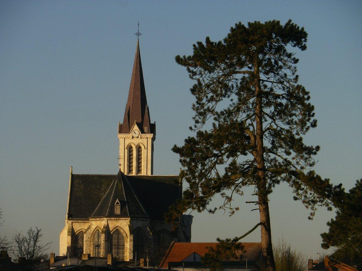 041- L'eglise St-Pierre