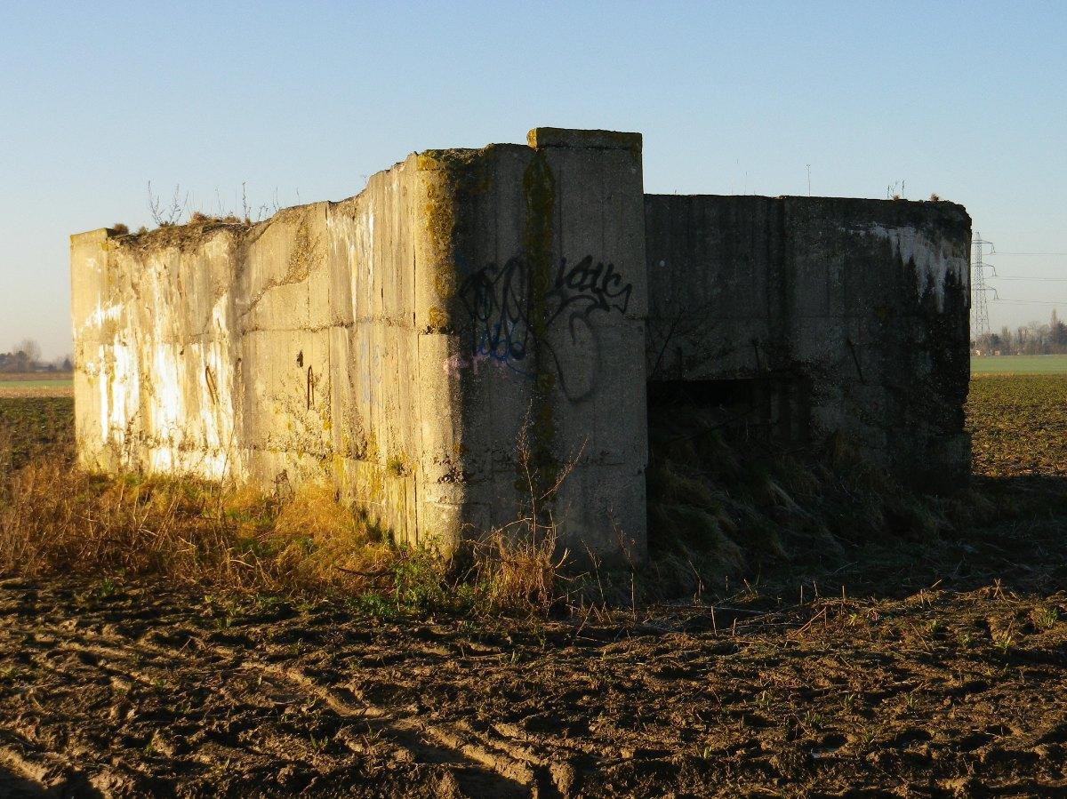 047- Un blockhaus