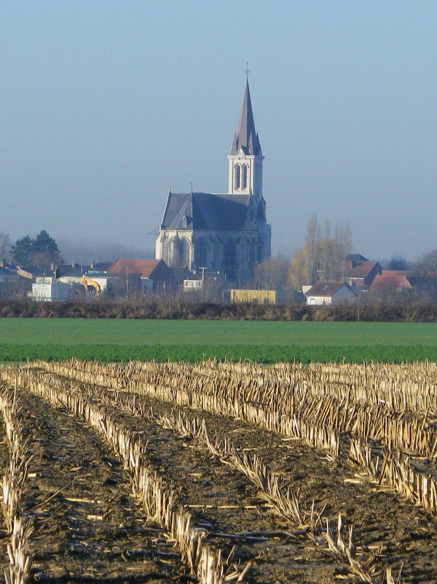 054- L'eglise St-Pierre