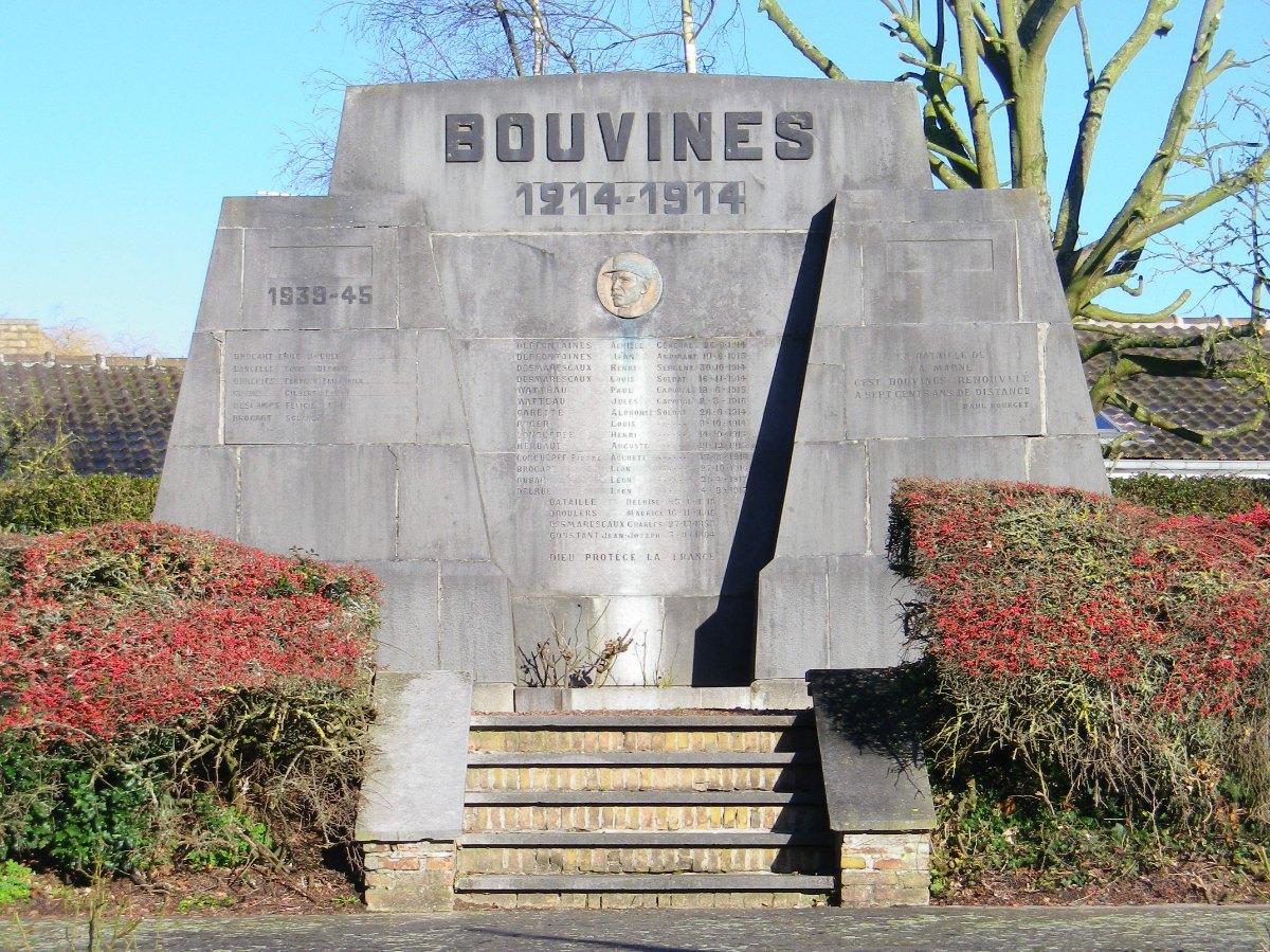 066- Un des monuments de la bataille...