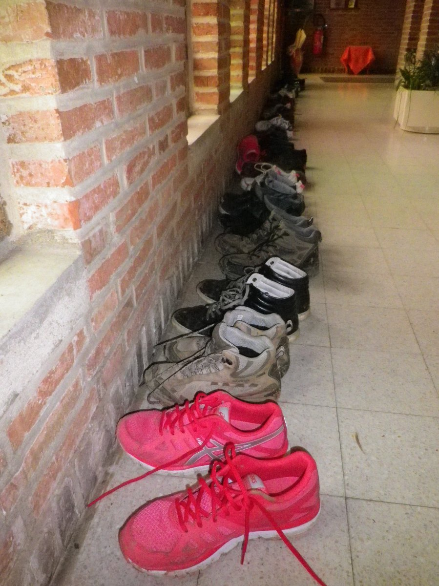 078- Les chaussures !