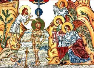 Hortus_deliciarum_baptism_of_Jesus wikipediaEnlumi