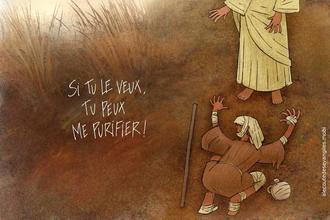 JESUS GUERISON D-UN LEPREUXhttpsalecoutedesevangil