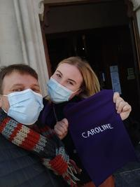 Caroline et Eugene