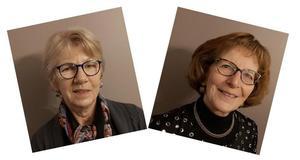 Marie-Andree Decaudain et Catherine Dumoitier
