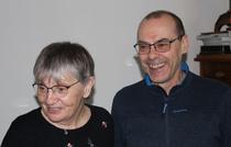 Benedicte et Thierry Husson