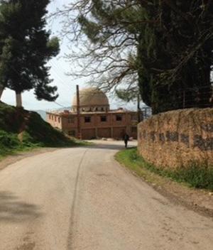 2-la mosquee en face du monastere