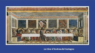 La Cene d'Andrea del Castagno