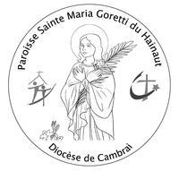 logo paroisse Ste Maria Goretti