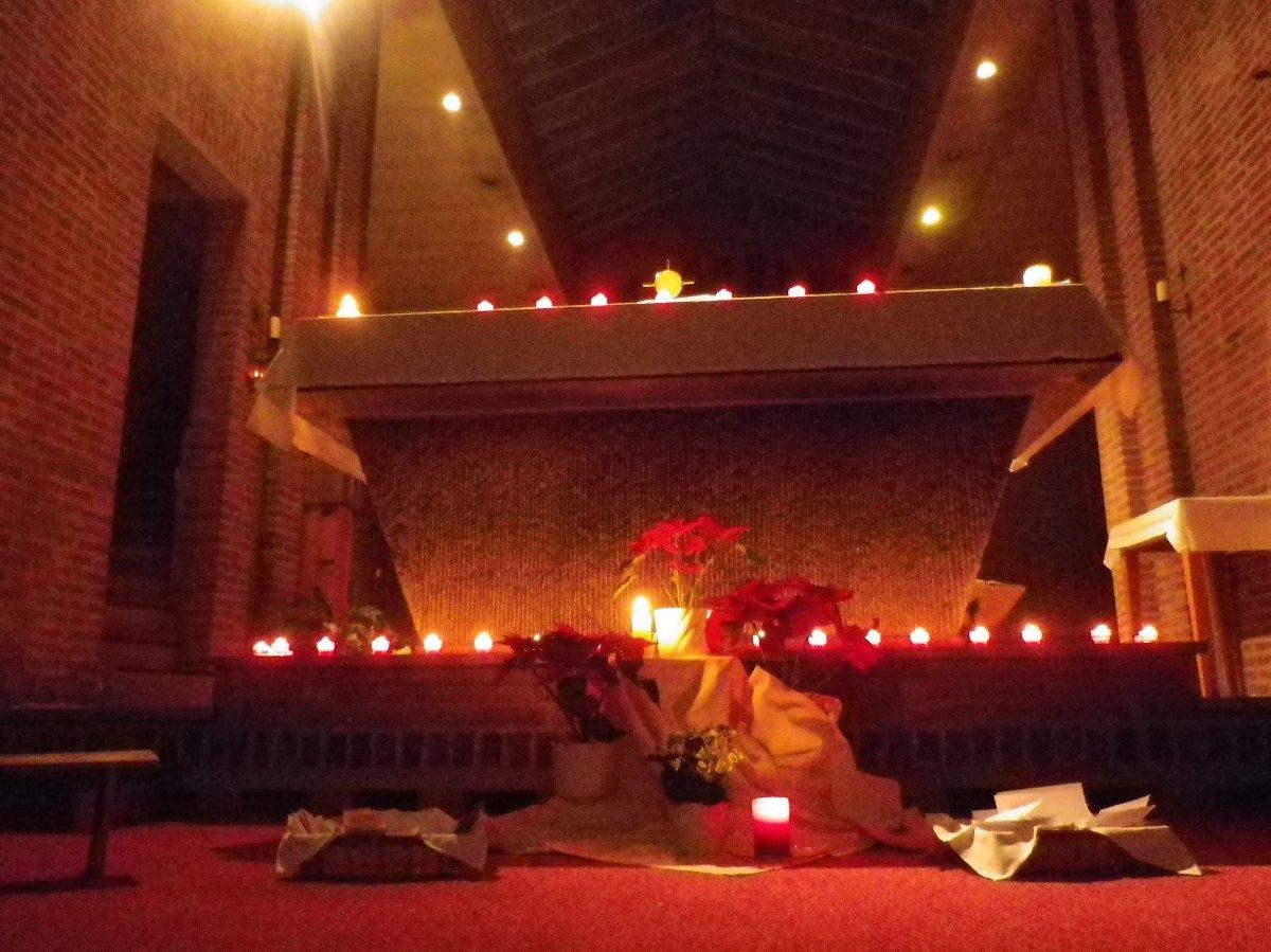 105- L'autel