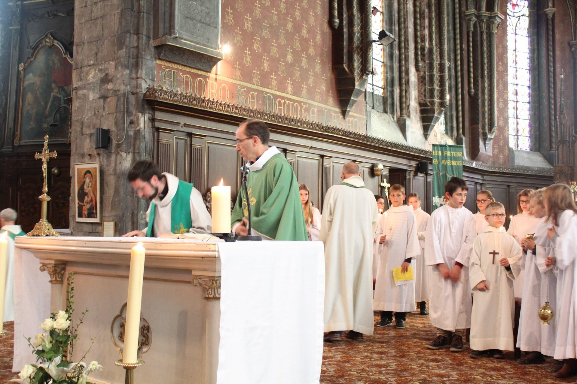 12 Messe action de grace Jean et Matthieu