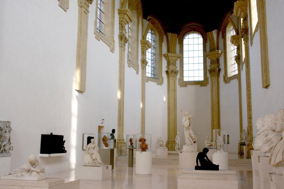 L'ancienne chapelle du la Chartreuse