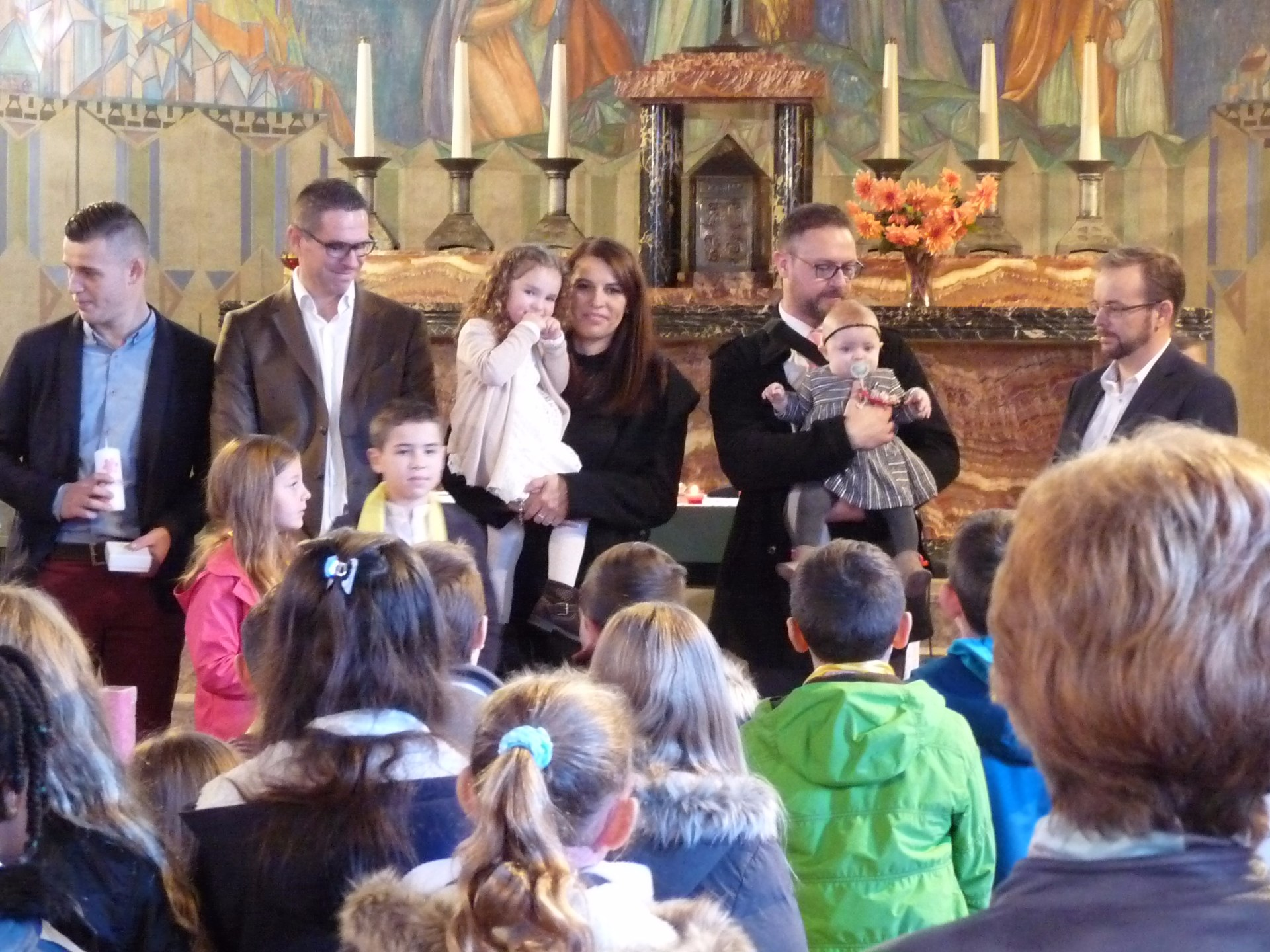 13 Accueil des futures baptisees
