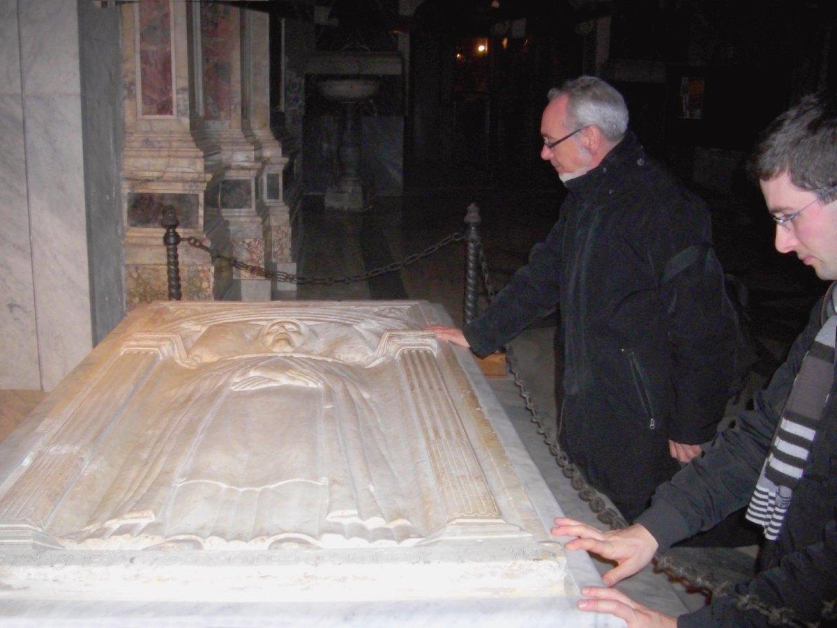 Tombe du Bienheureux Fra Angelico
