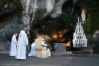 Jean-Paul II Lourdes