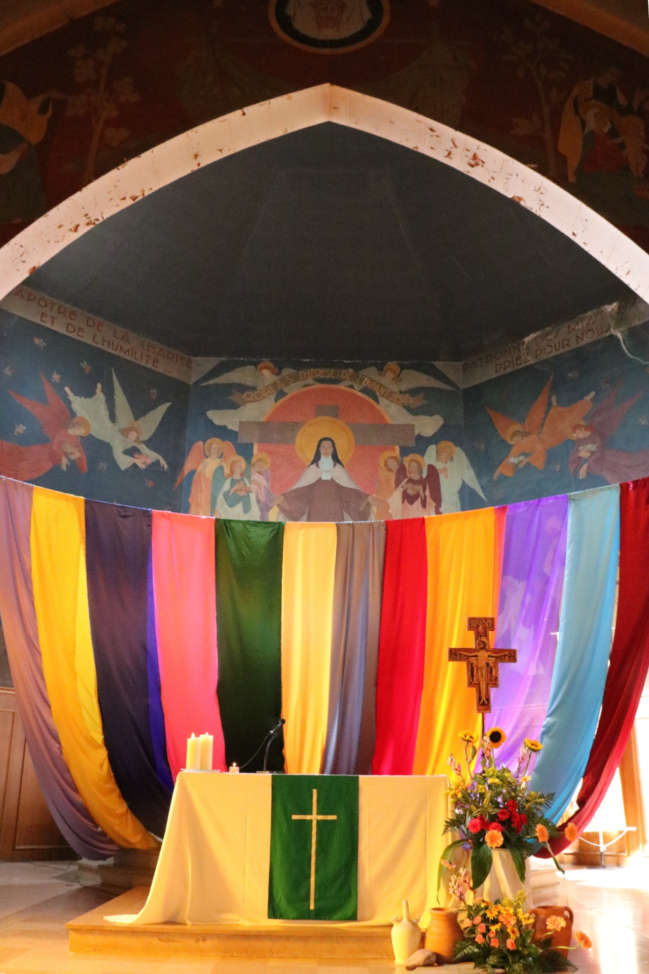 1608_Messe Action de Grâce (Ste Thérèse) 1