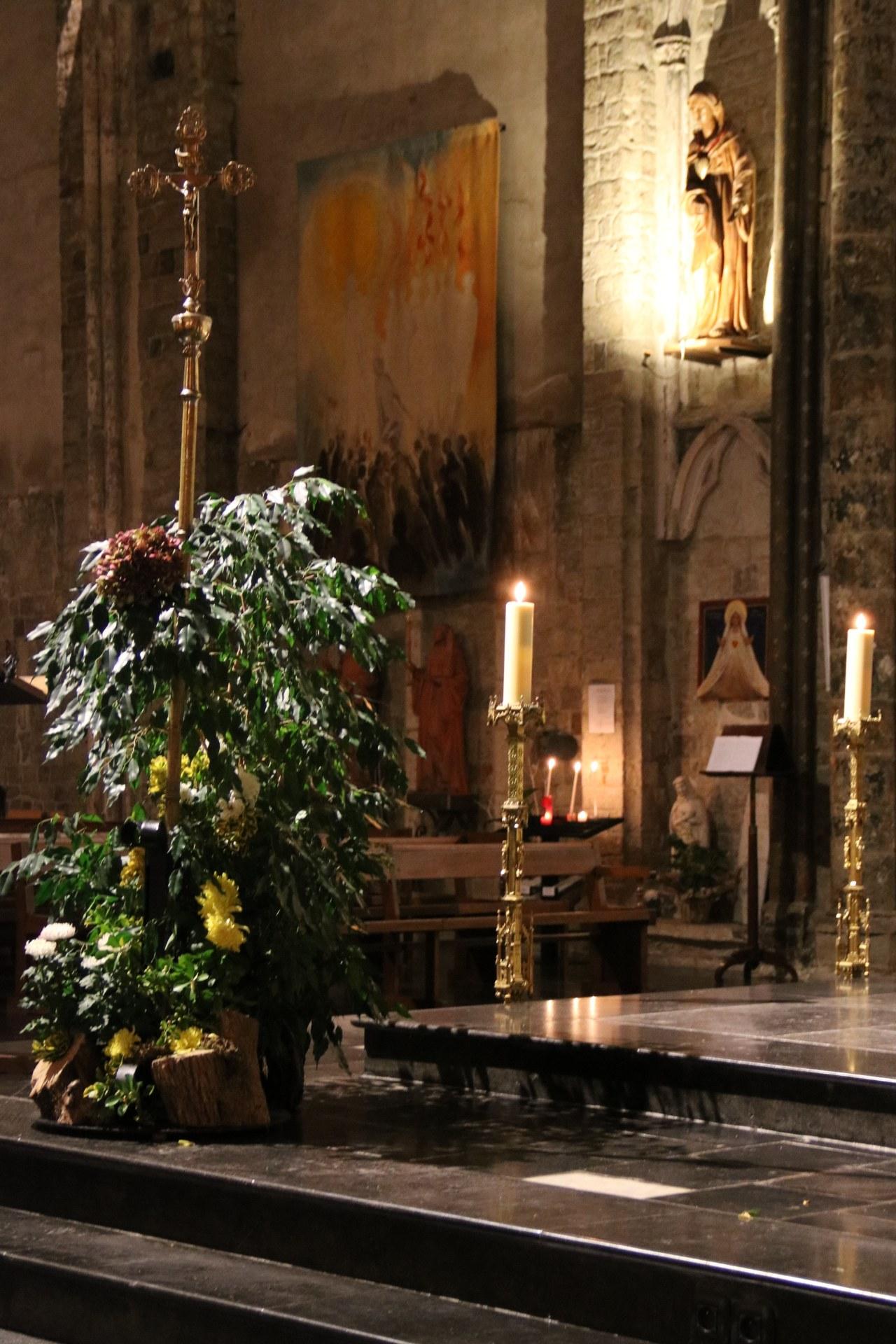 1611_Entrée en Eglise 1
