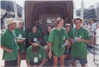 volontaires JMJ2