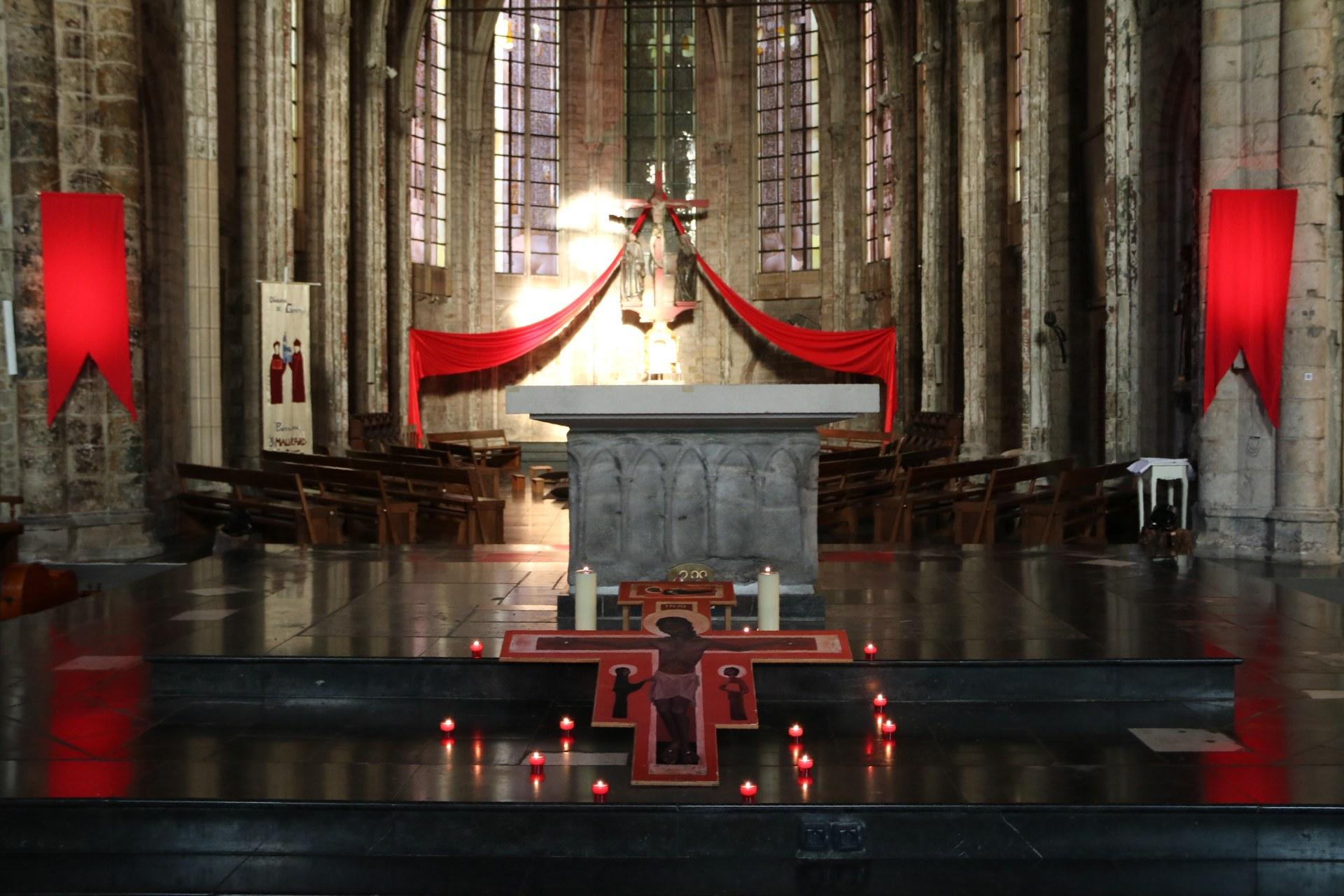 1904 - Célébration de la Passion 1