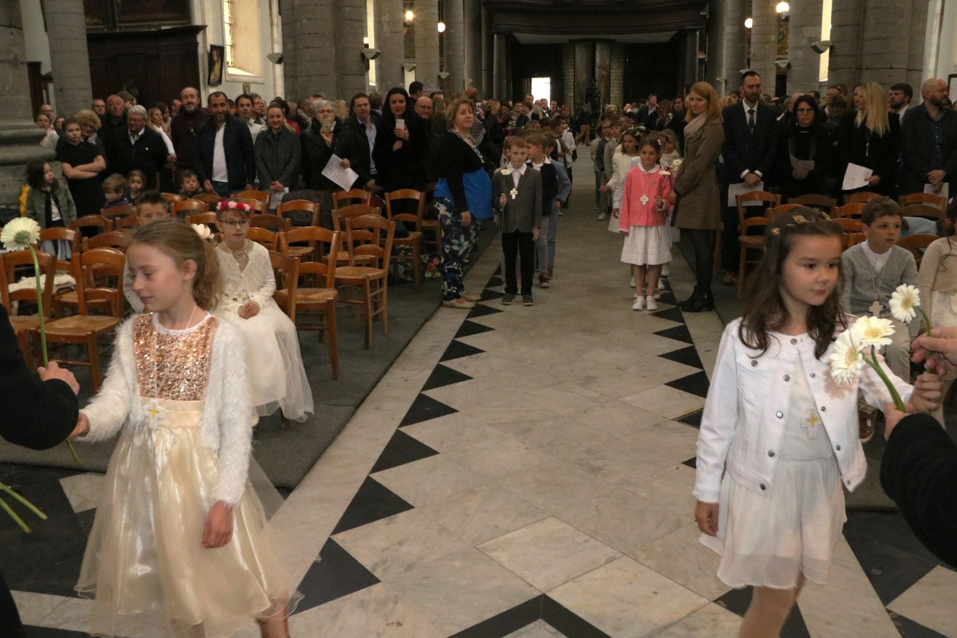 1904 - Premières communions (St-Jean) 10