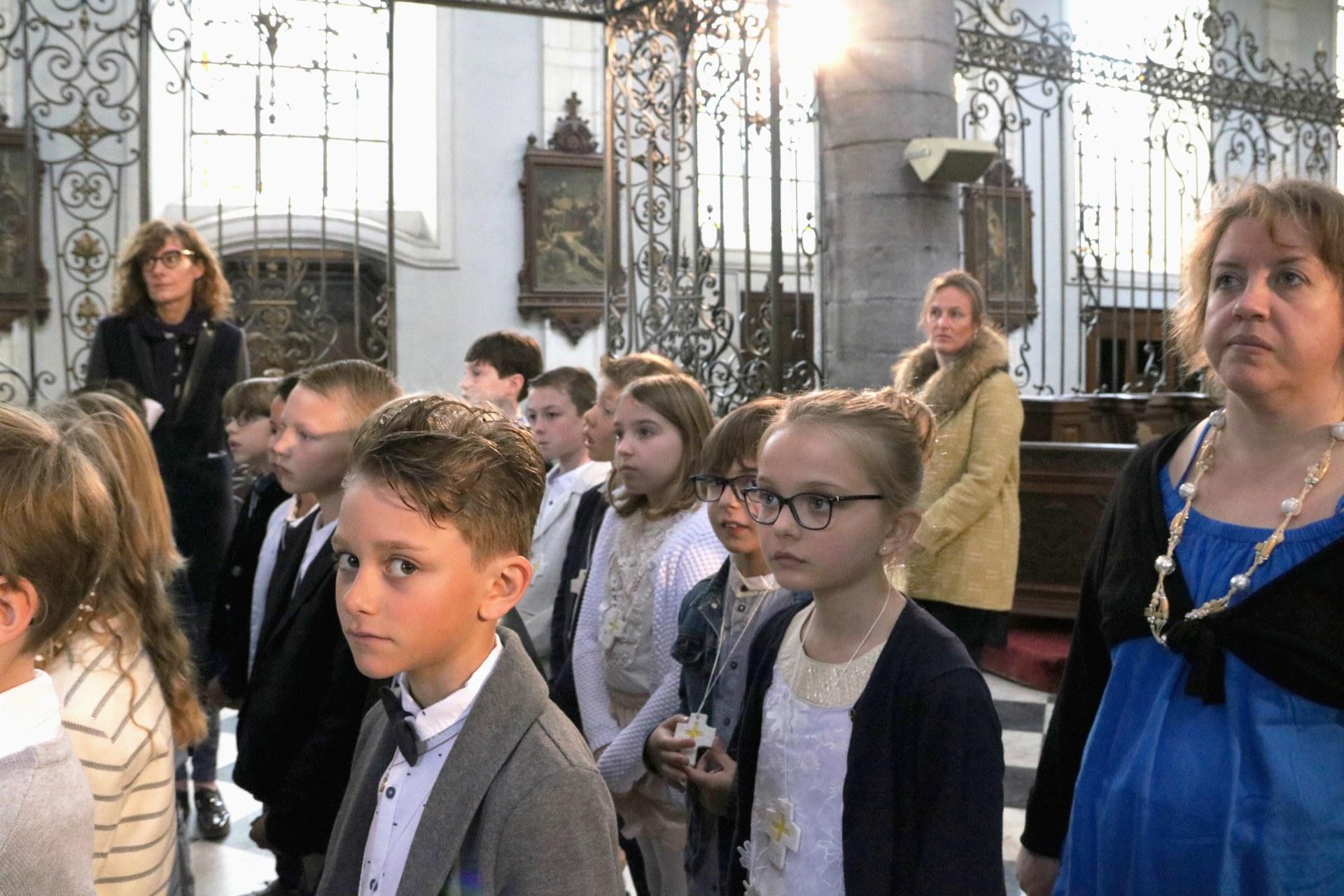 1904 - Premières communions (St-Jean) 100
